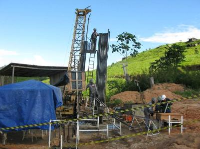 GoldMining Drilling