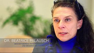 Dr. Beatrice Palausch, Patientenmanagement & medizinisches Controlling