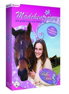 Mädchentraum bietet alles, was das Herz von Pferde- und Ponyliebhaberinnen begehrt