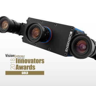 VSD Award in Gold für die Ensenso X-Serie von IDS / © IDS Imaging Development Systems GmbH