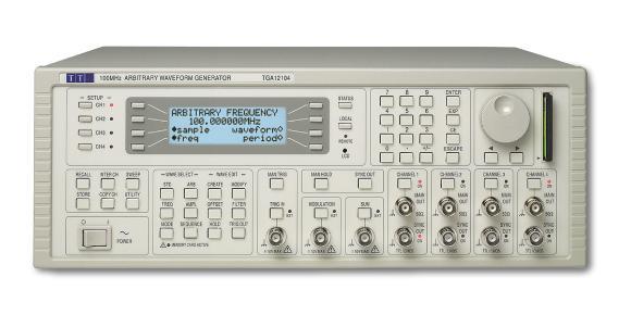 Telemeter – TGA12104 von Aim-TTi