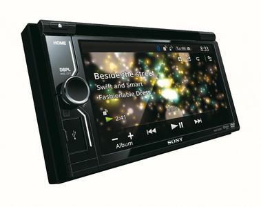 XAV 601BT von Sony