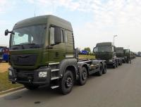 Rheinmetall to supply German Bundeswehr with 342 roll-off tipper vehicles, boosting operational readiness