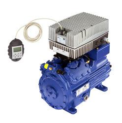 Bock Verdichter HG34P mit EFC-System - Die Plug & Play Lösung für Frequenzumformerregelung