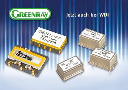 WDI und Greenray schließen Distributionsabkommen