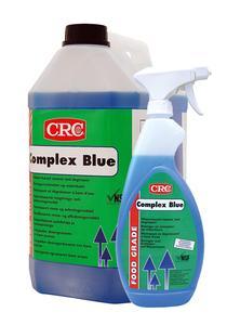 COMPLEX BLUE ist für den Einsatz in der Lebensmittelindustrie geprüft und registriert (Nr. 111199 NSF Kategorie A1)