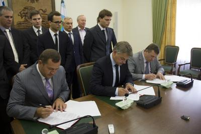 EnviTec Biogas signs a cooperation agreement for constructing biogas plants in Russia