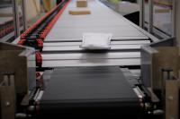 Mit VanRiets neuer Sortieranlage HC Smalls Sorter können kleine und leichte Päckchen schadenfrei befördert werden. (Foto: VanRiet)