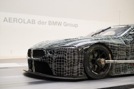 BMW M8 GTE, BMW Group Aero Lab