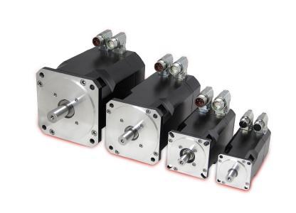 Die Hochstrom-Niederspannungsmotoren von Servotecnica für Spannungen von 24 V und Ströme bis 200 A sind ideal für den Einsatz in unbemannten Fahrzeugen geeignet