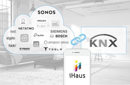 iHaus vereint Smart-Home-Welten und verbindet KNX mit dem Internet of Things (IoT)