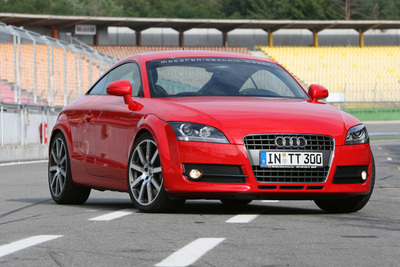 Faster, stronger, beTTer: The MTM Audi TT with up to 340 bhp