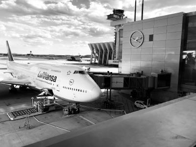 Lufthansa nicht länger am Boden