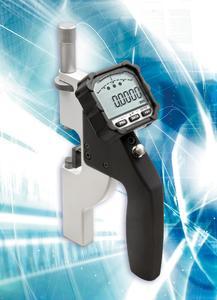 Das Digitalpassameter zur Überprüfung von Fertigungstoleranzen zeichnet sich durch einen besonders hohen Messhub von 4 mm und exzellente Wiederholgenauigkeiten aus