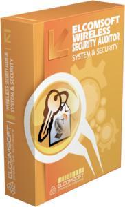 Mit ElcomSoft Wireless Security Auditor können Administratoren umfangreiche und realistische WLAN-Sicherheitsaudits durchführen.
