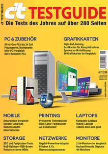 Kompendium der wichtigsten Hardware-Tests aus 2015