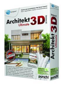 Ideal für die Planung der eigenen vier Wände: Architekt 3D X7 (Ultimate) 3D