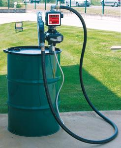 Mobile Refuelling with ZUWA Diesel Pumps
