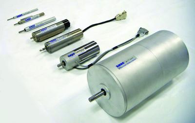 Die komplette CA-Serie Elektrische Zylinder von SMAC