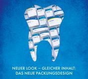 Neuer Look - gleicher Inhalt: Das neue Packungsdesign von Kettenbach Dental
