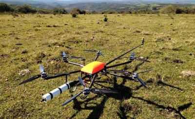 Ximen to Conduct Drone Mag Survey at Brett
