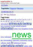 news4mobile now with tag cloud for mobile links