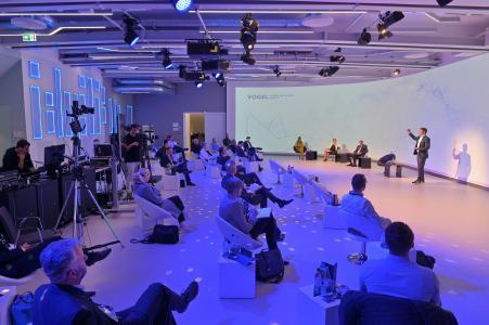 """Die Vogel Communications Group startet zum 1.1. 2021 die Eventagentur """"Vogel Event Solutions GmbH"""" (Quelle: J. Untch/Vogel Communications Group)"""