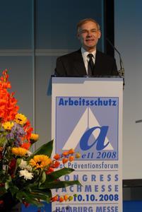 Eröffnungsfeier: Dr. Damberg, (Foto: HINTE GmbH)