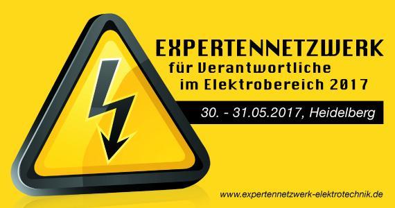 6. Expertennetzwerk für Verantwortliche im Elektrobereich ist fast ausgebucht