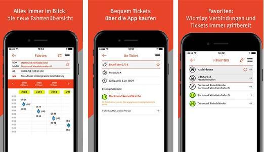 TWT platziert erfolgreich die neuen App der Dortmunder Stadtwerke