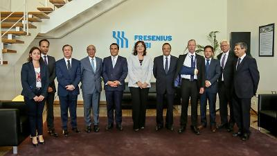 Fresenius Kabi expands production site in Portugal