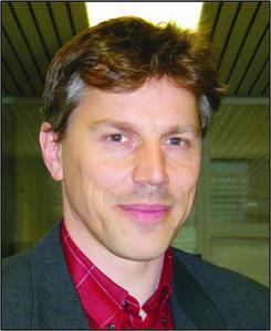 Georg Vogel, Leiter Innovationsmanagement bei Arnold Umformtechnik