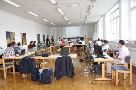 9. sercos Plug Fest an der Universität Stuttgart