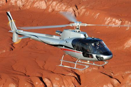 AS350 B3e in flight  (© Copyright Eurocopter, Patrick Penna)