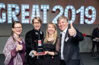 Great Place to Work: Preisverleihung am 14. März 2019 in Berlin