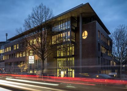 Hauptsitz von novomind in Hamburg