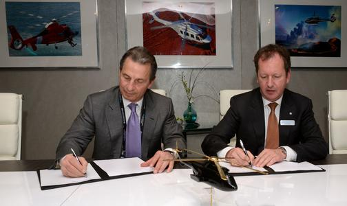 Milestone Aviation Group Signs for 16 Eurocopter EC225