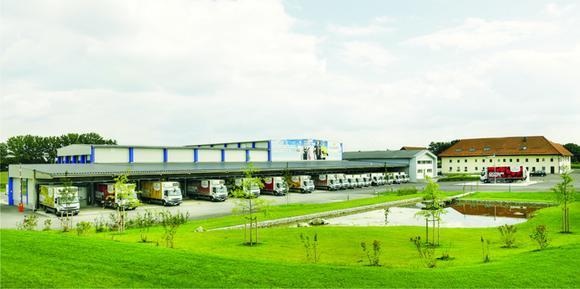 KRÖSWANG Logistikzentrum