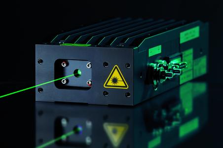 10,000th frequency-doubled disk laser from Jenoptik at Photonics West
