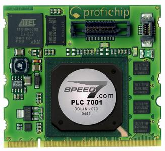 SODIMM-CPU with PLC 7001
