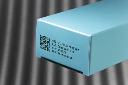 Für die Kennzeichnungs-anforderungen im Pharmabereich gibt es die Markoprint-Drucker / Foto - Bluhm Systeme