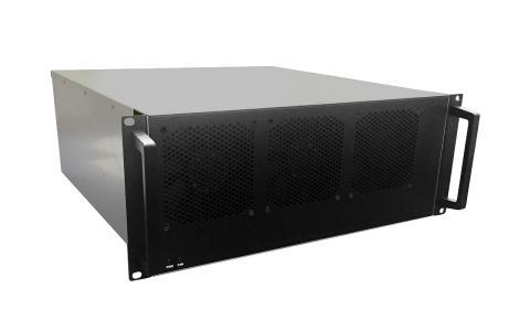Systemhaus und Anbieter spezialisierter HPC-Lösungen Bressner Technology präsentiert ein 19-Zoll PCIe-Erweiterungssystem mit Gen4-Schnittstellen
