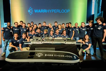 WARR Hyperloop Team starts with PARTsolutions by CADENAS for the SpaceX Hyperloop Competition II