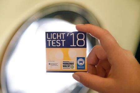 Kostenlos Licht checken lassen bei den Lichttestwochen