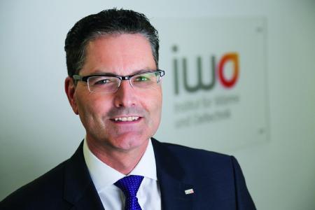 IWO-Geschäftsführer Adrian Willig