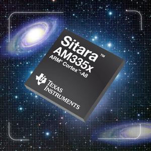 """The AM335x ARM-Cortex A8 microprocessor family by Texas Instruments is the first single chip microcomputer with integrated POWERLINK master and slave functionality, eliminating the need for external circuitry. This makes it a giant step for industrial automation."""""""