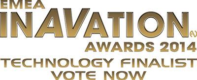 EMEA Inavation14 Tech Finalist Vote