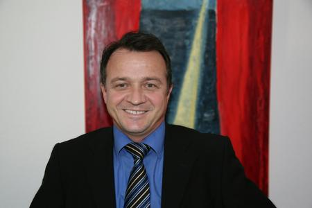 Gerald Lamatsch, neuer Vertriebsvorstand der USU AG