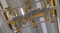 Transport and handling systems have proven themselves in the production of lightweight panels