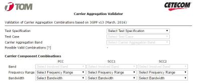 CETECOM releases new Carrier Aggregation Validator tool